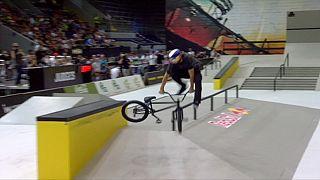 Le BMX Street Rink de Munich pour Dennis Enarson