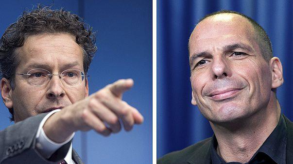 Еврогруппа прервала переговоры с Грецией. Что делать дальше обсуждали уже без нее