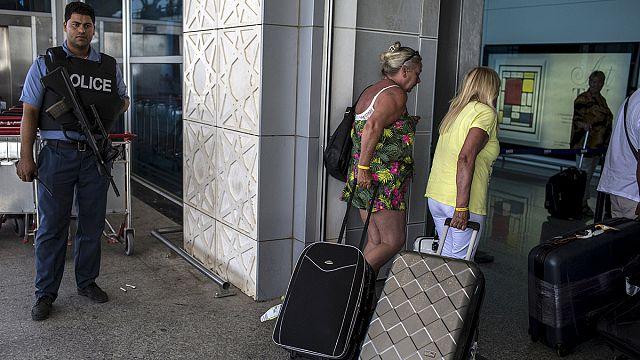 Súlyos árat fizet az idegenforgalom Tunéziában