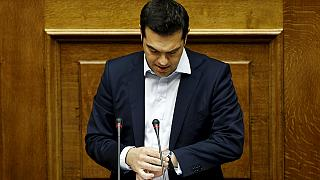 Griechisches Parlament billigt Volksabstimmung