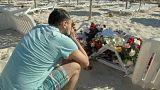 Tunisia in lutto
