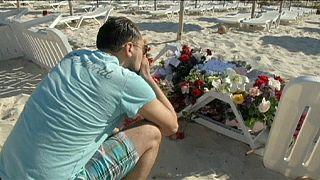 مراسم خاکسپاری در تونس