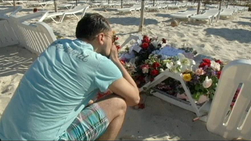 Mourning in Tunisia