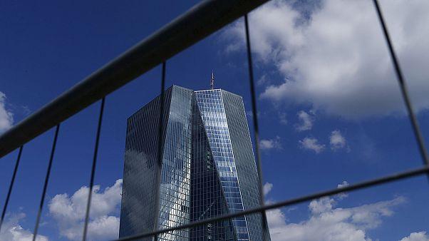 La BCE maintientles fonds d'urgence pour les banques grecques à leur niveau actuel