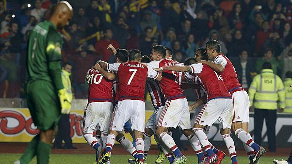Paraguay steht im Halbfinale der Copa América