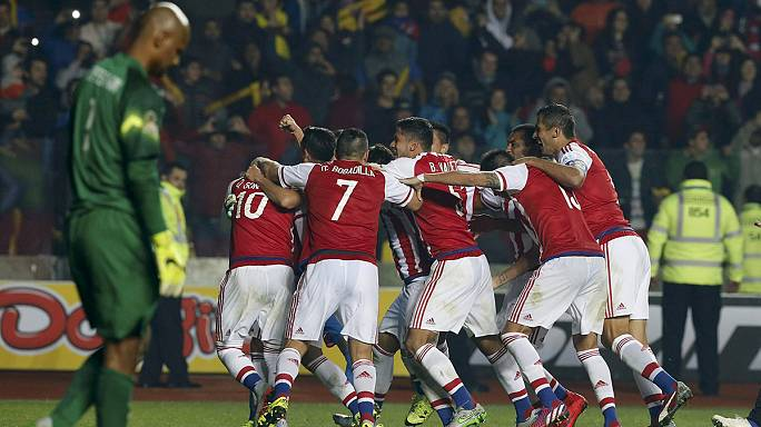 Paraguay defeat Brazil on penalties to reach Copa America semi-final vs Argentina