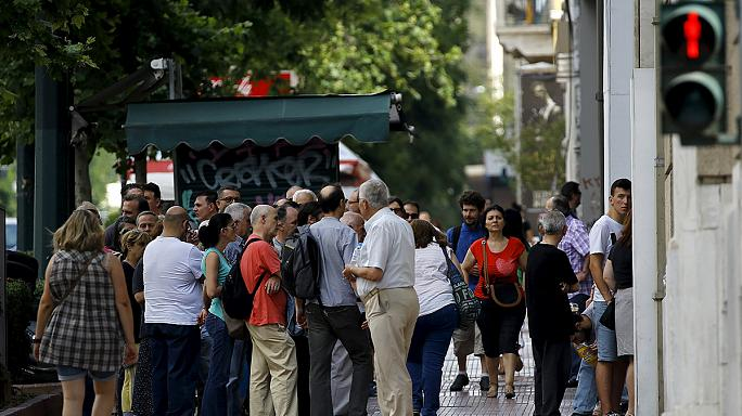 'Dilemmas, anxiety and political polarisation': Athens discusses Grexit