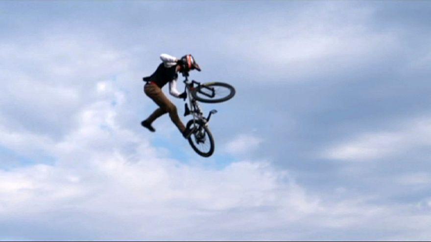 Munich Mash 2015, Rheeder trionfa nella mountain bike