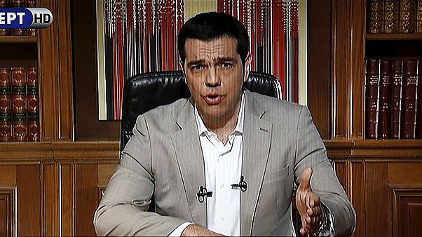 Zárva maradnak hétfőn a bankok Görögországban