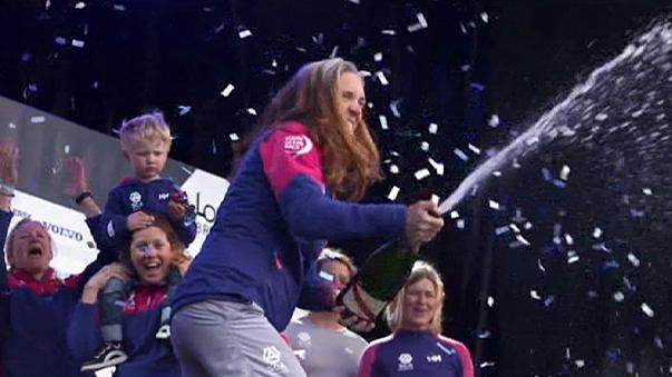 Volvo Ocean Race: женщины бросают вызов сильному полу