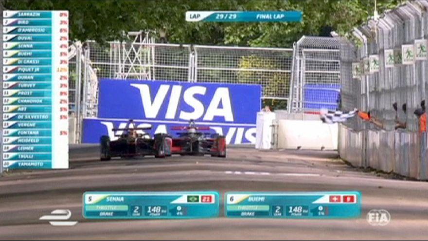 Formule E: Piquet Jr sacré champion