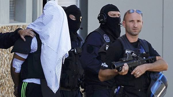 Suspect in French beheading attack admits killing his boss