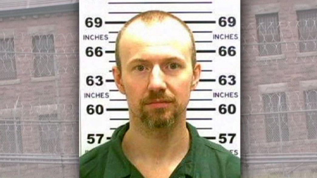 EUA: segundo assassino em fuga capturado junto à fronteira com o Canadá