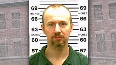 Second escaped US prisoner is shot and captured by police