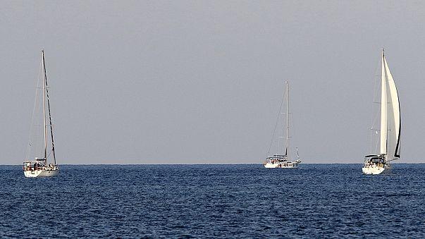 أسطول الحرية ثلاثة يقترب من مياه غزة