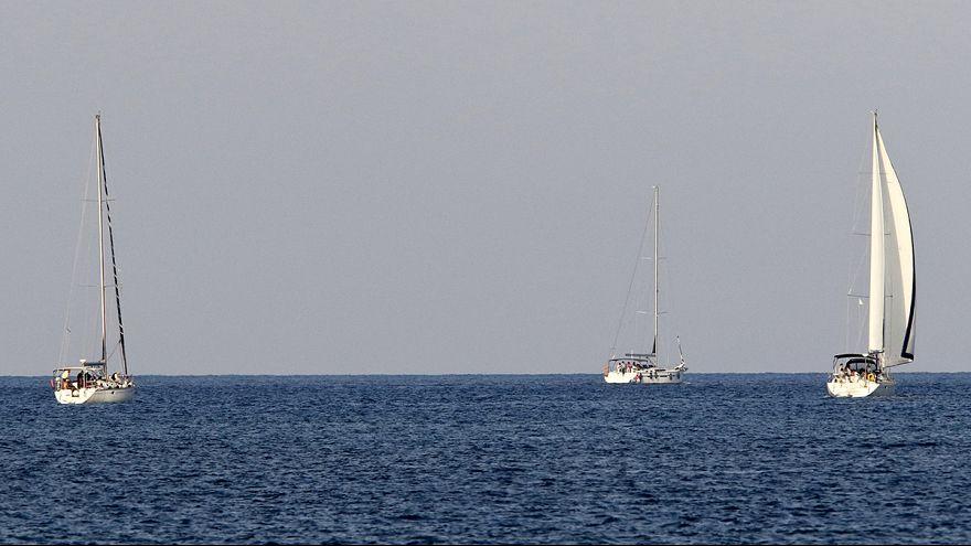 """Une nouvelle """"Flottille de la Liberté"""" s'approche de la bande de Gaza"""