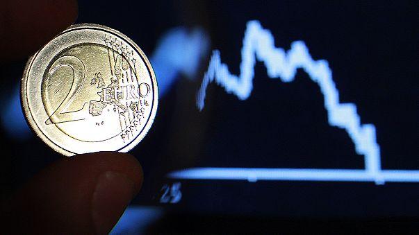Призрак дефолта Греции: европейские биржи открылись падением