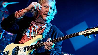 Yes co-founder and bass guitarist Chris Squire dies at 67