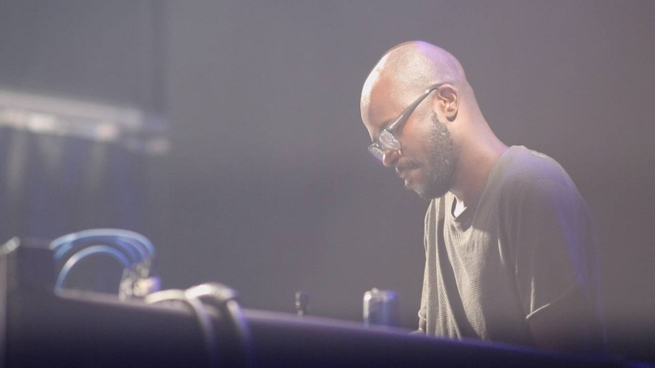DJ Black Coffee brings unique house blend to summer festivals