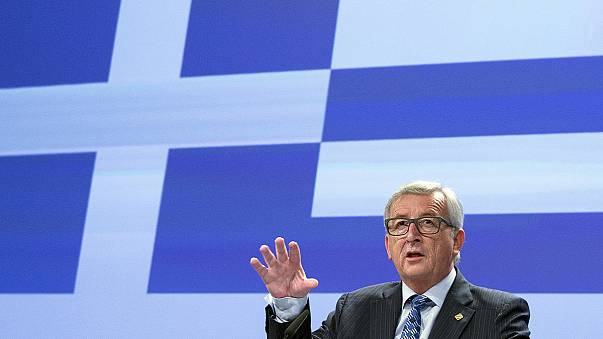 EU chief Juncker pleads with Greeks to defy their government and vote for EU aid package