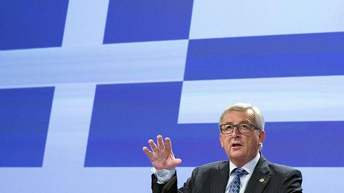 Grèce : Juncker se dit trahi