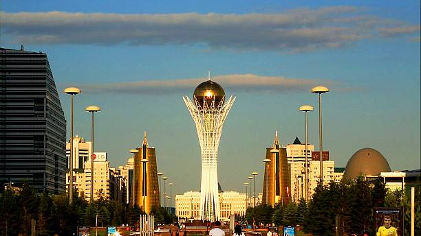 Kazakhstan celebrates the 550th anniversary of Kazakh statehood