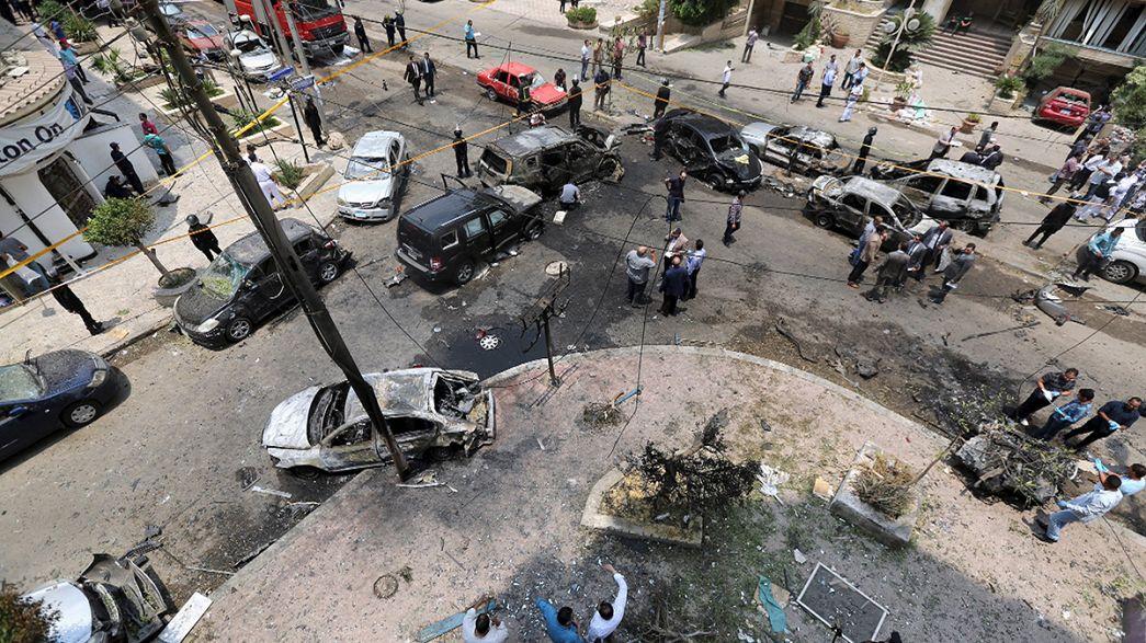 Mısır Başsavcısı Bereket bombalı saldırıda öldü
