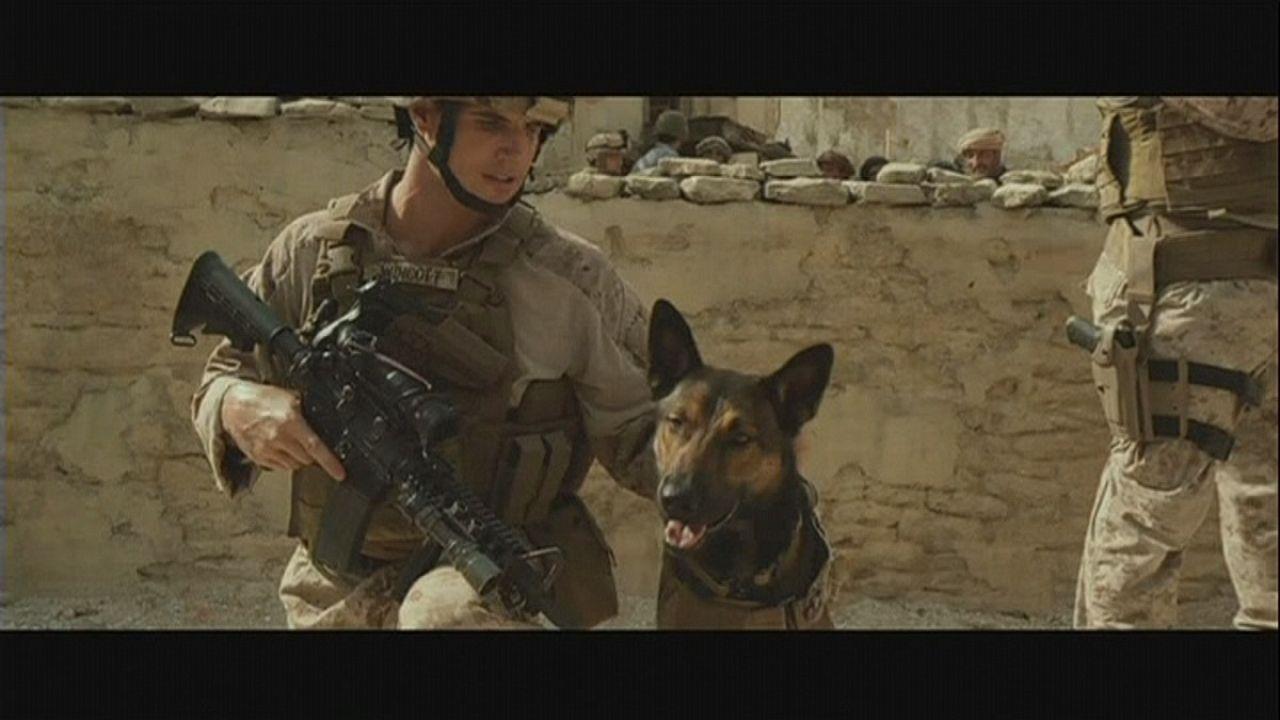 «Μαξ»: Ένας εκπαιδευμένος σκύλος στο Αφγανιστάν