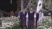 Fresh and floral fashion at Paris Spring-Summer menswear shows