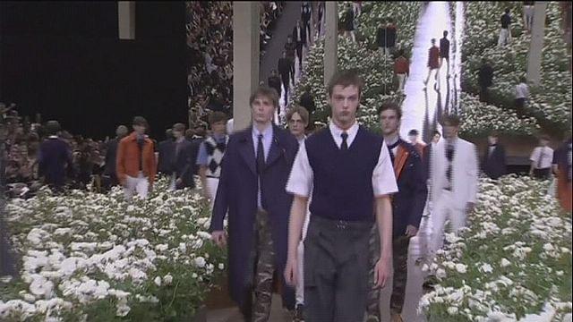 Dior, Vuitton y Hermès presentan sus propuestas masculinas en París
