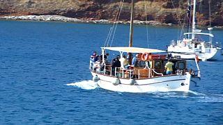 Gaza aid flotilla intercepted by Israeli Navy