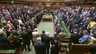 UK to hold national minute's silence for Tunisia terror victims