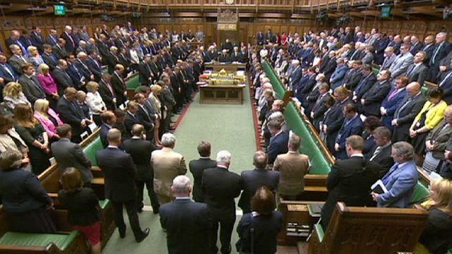 Парламент Великобритании почтил память жертв теракта в Тунисе