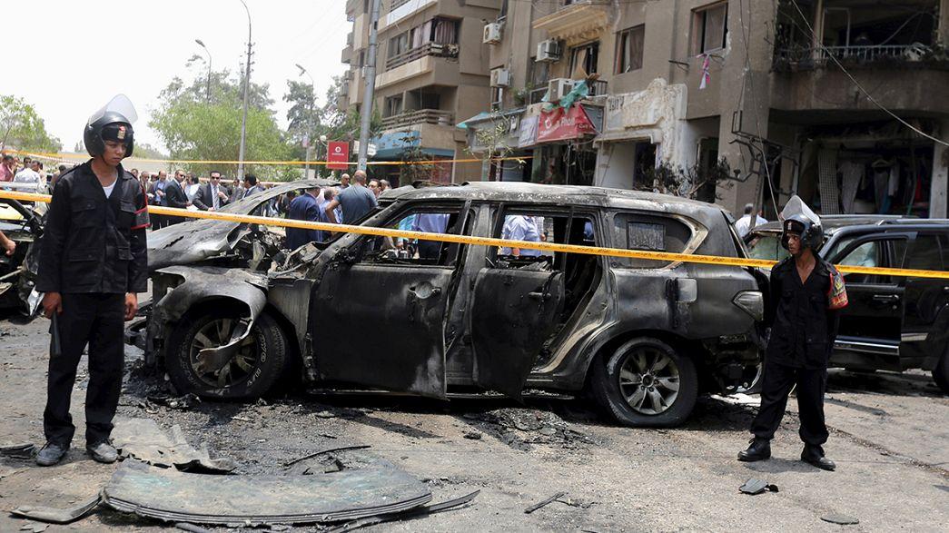 Ägyptischer Generalstaatsanwalt stirbt bei Bombenexplosion