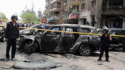 Egypt's top prosecutor Hisham Barakat killed by Cairo car bomb