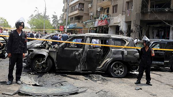 Egypt's top prosecutor Hisham Barakat killed by Cairo car bomb