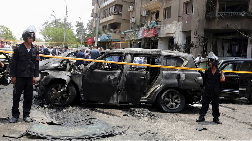 Atentado bombista mata procurador-geral do Egito