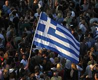 Greece to default on IMF loan on Tuesday as banks close and panic buying begins