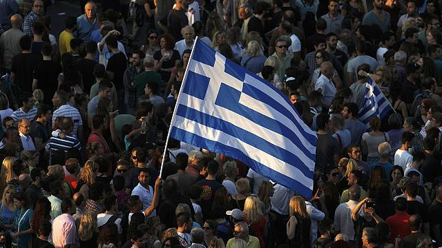 Yunanistan borcunu ödemeyeceğini açıkladı