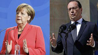 آلمان و فرانسه خواهان ماندن یونان در منطقه مالی یورو هستند