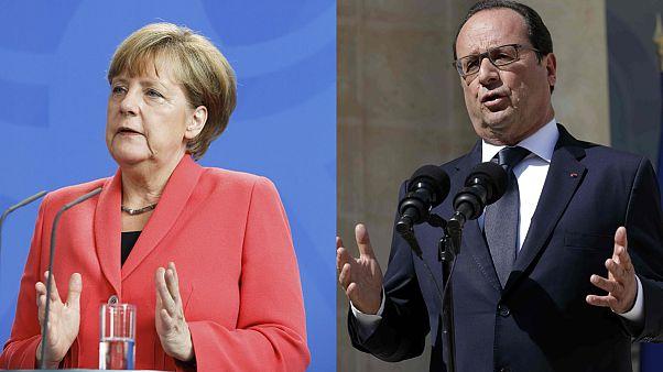 Ευρώ ή δραχμή το διακύβευμα, διαμηνύει η Ευρώπη