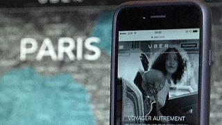 فرنسا: غضب ضدّ خدمة اوبر بوب لسيارات الأجرة