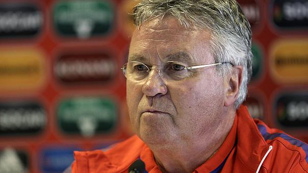 Hiddink dimite en Holanda; le sustituye Blind