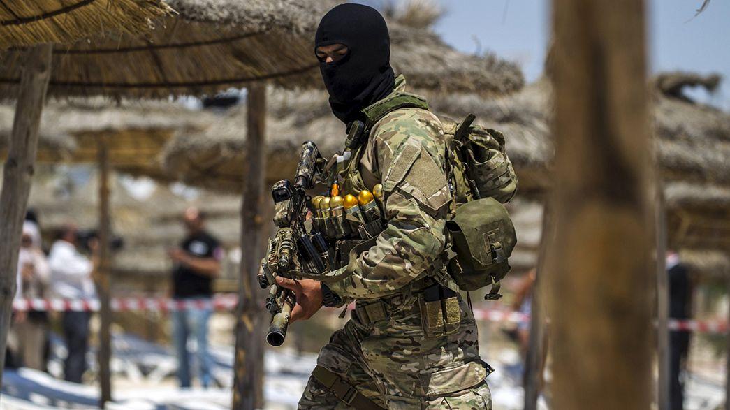 La Policía tunecina detiene a varios sospechosos de participar en el atentado islamista