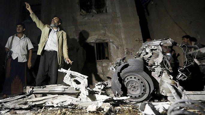 Attentat d'Etat islamique au Yémen visant des leaders Houthis