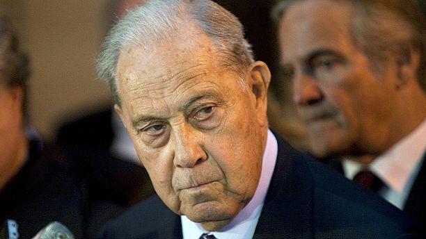 France's Ex-interior minister Charles Pasqua dies 88