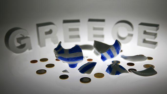 Dette : la Grèce au pied du mur