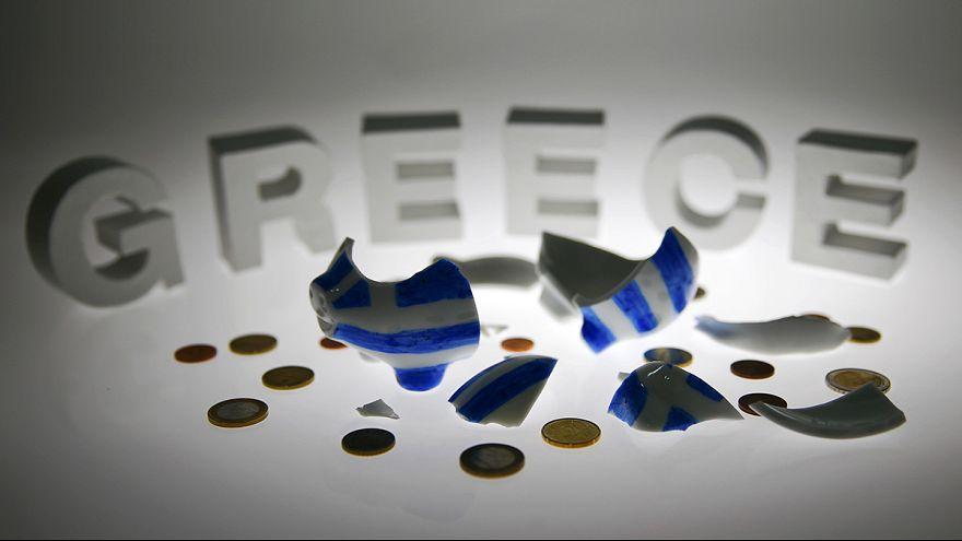 في اليوم الاخير للمهلة المعطاة لليونان الاسواق الاوروبي تتراجع في بداية تعاملاتها