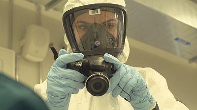 I detective scientifici in lotta contro il pericolo nucleare