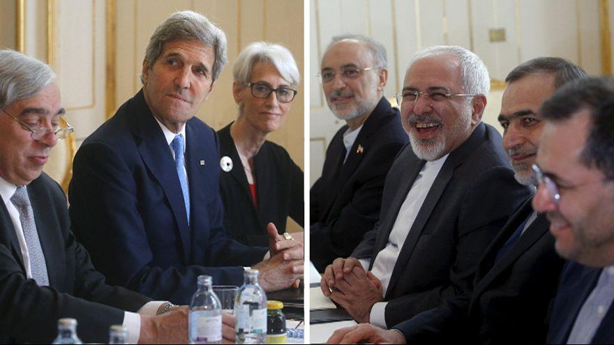 Atomverhandlungen mit Iran gehen in neue Runde
